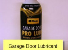 Clopay Garage Door Pro Lube