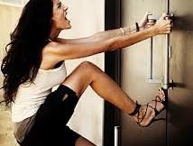 locked out of Garage Door