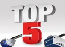 top 5 garage door openers