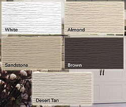 Garage Door Colors To Chose From