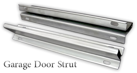 Should A Door Size Of 8x7 Have A Strut On It Garage