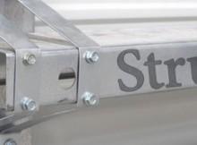 garage door strut