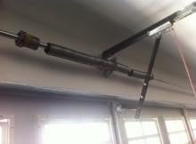 galvanized garage door springs