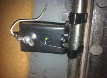 garage door stops